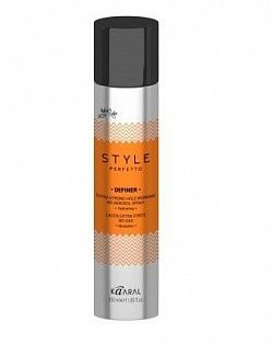 STYLE Perfetto DEFINER EXTRA STRONG HOLD WORKING NO AEROSOL SPRAY. Лак без газа экстра фиксации.